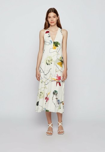 Vapaa-ajan mekko - patterned
