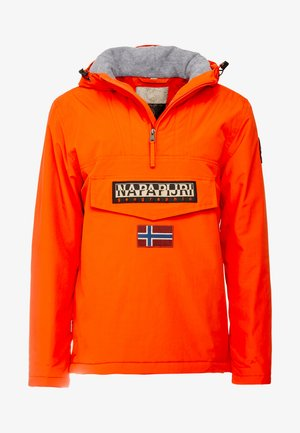 RAINFOREST WINTER - Windbreaker - orangeade