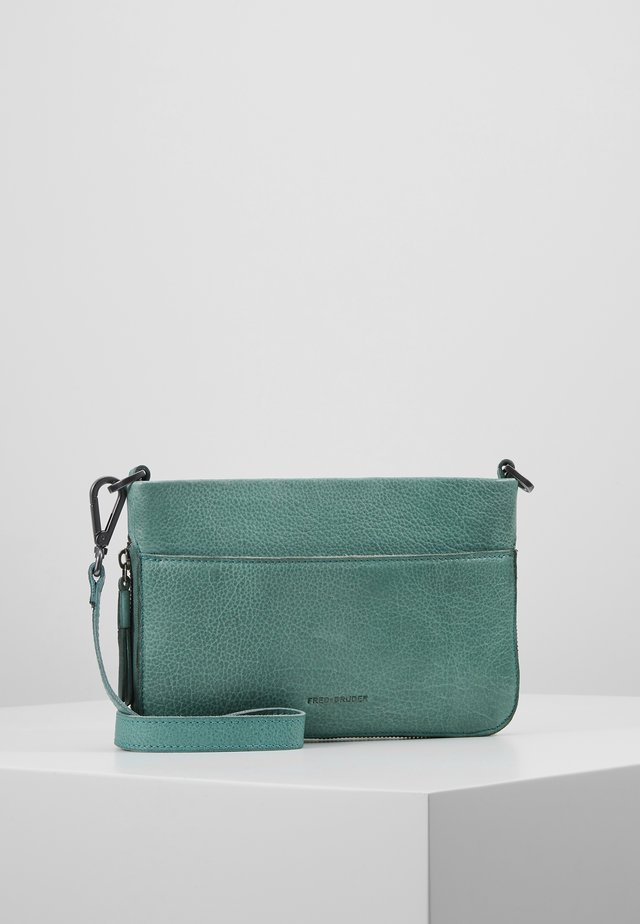 TINY - Across body bag - peppermint green