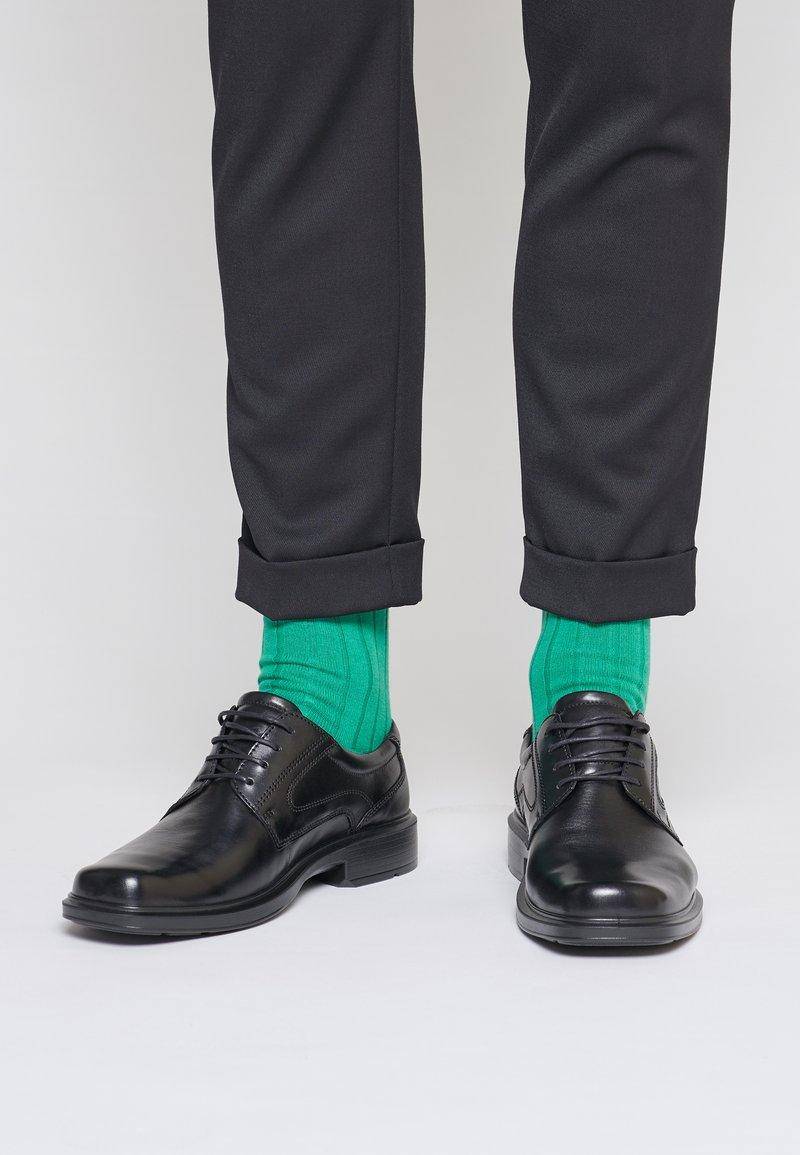 ECCO - HELSINKI - Smart lace-ups - black