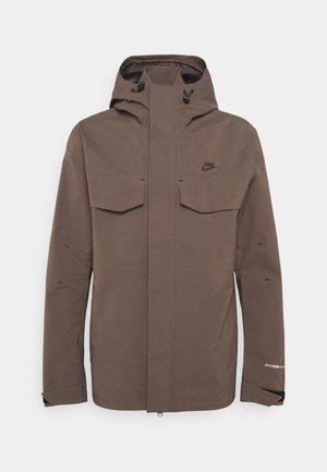 Summer jacket - ironstone/black