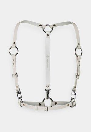 BELTS HARNESS - Övriga accessoarer - white