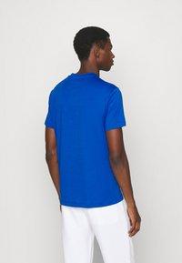 Emporio Armani - Print T-shirt - notte - 2