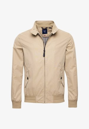 Light jacket - tan