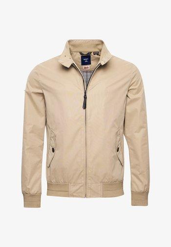 HARRINGTON - Summer jacket - tan