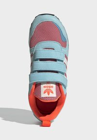 adidas Originals - ZX 700 SHOES - Trainers - pink - 1