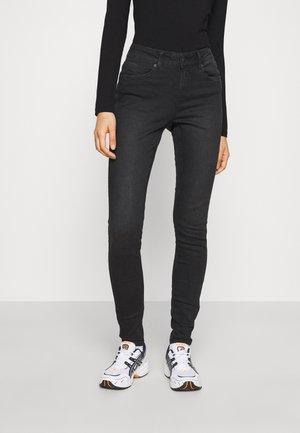 VMSEVEN PUSH UP  - Jeans Skinny Fit - black/washed