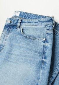 Violeta by Mango - Straight leg jeans - hellblau - 5