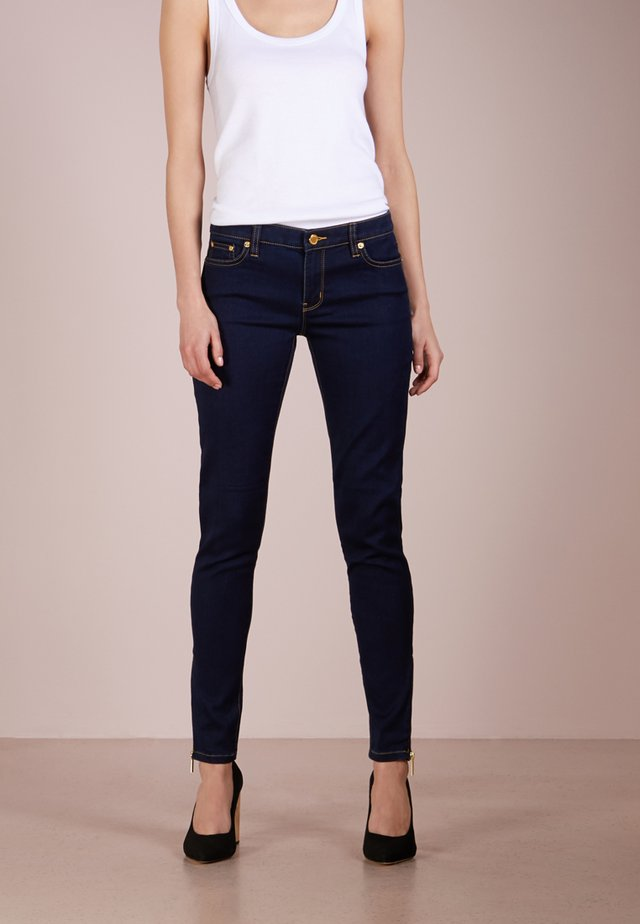 Jeansy Skinny Fit - twilight wash