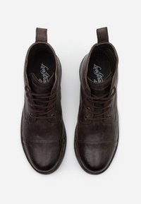 Levi's® - TRACK - Veterboots - dark brown - 3