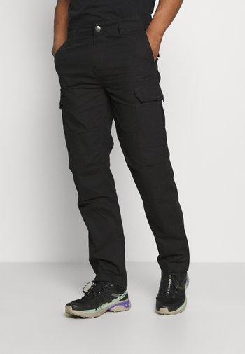 MILLERVILLE - Reisitaskuhousut - black