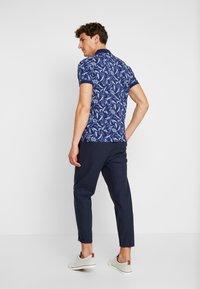GANT - RUGGER - Koszulka polo - persian blue - 2
