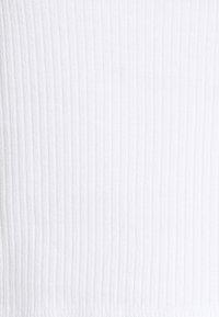 Monki - T-shirt basique - white - 6