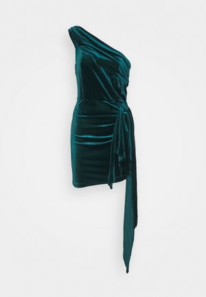SHANY DRESS - Cocktail dress / Party dress - teal