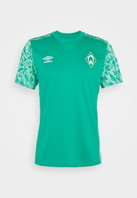Umbro - WERDER BREMEN TRAINING - Club wear - spectra green/ice green - 4