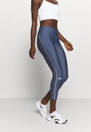 ANKLE CROP - Leggings - mechanic blue