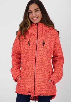 LILOUAK  - Winter jacket - coral