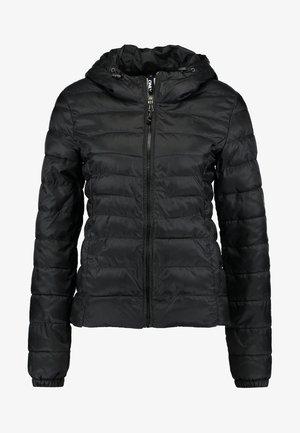 ONLTAHOE HOOD JACKET  - Light jacket - black