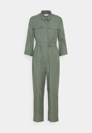 CORA BOILER SUIT - Overal - sage green