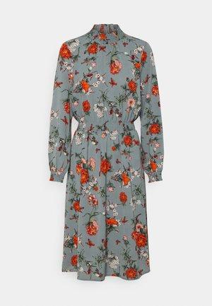 ONLNOVA LUX SMOCK DRESS - Day dress - balsam green