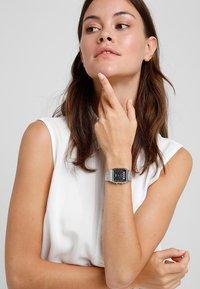 Casio - Watch - silver-coloured/black - 1