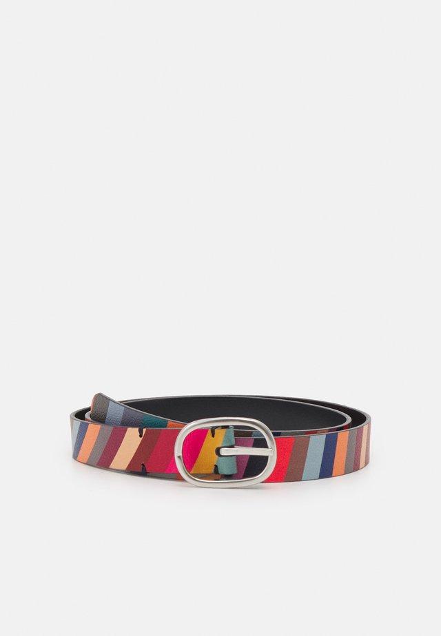 BELT WIRL - Pásek - multicoloured