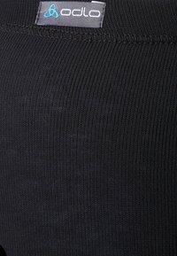 ODLO - WARM - Calzamaglia - black - 3