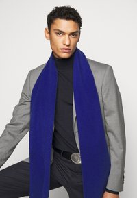 Tiger of Sweden - SYLAN UNISEX - Scarf - berlin blue - 0