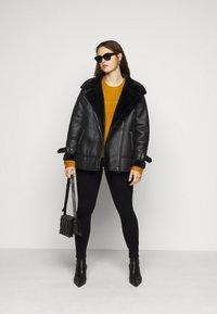 Vero Moda Curve - VMLORA - Jeans Skinny Fit - black - 1