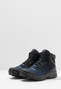 Salomon - VAYA MID GTX - Outdoorschoenen - black/sargasso sea/black - 2