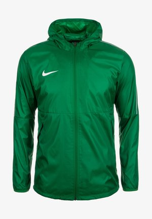 DRY PARK - Waterproof jacket - green