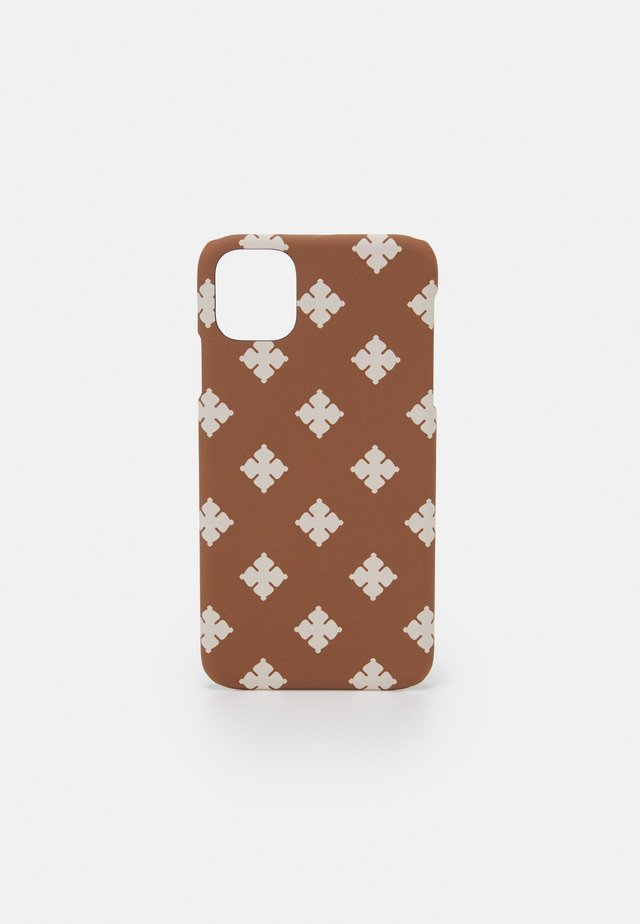 PAMSY iPhone 11 - Phone case - cafe latte