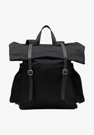 Rucksack - schwarz schwarz