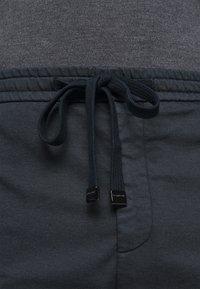Dondup - PANATLONE DOM - Trousers - dark blue - 6