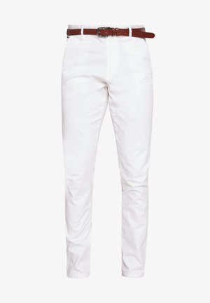 GOVER - Chino kalhoty - offwhite