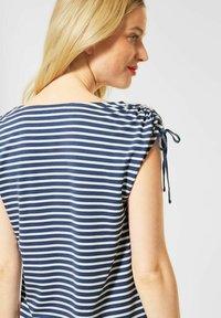 Street One - Print T-shirt - blau - 0