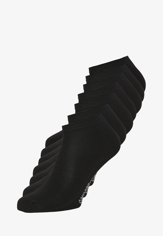 QUARTER 7 PACK - Calcetines - black