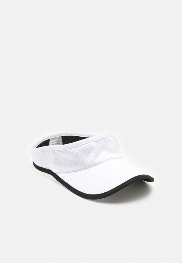 OLIVINE VISOR - Pet - white/black