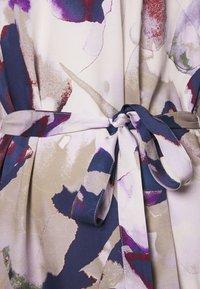 Part Two - ELISE - Day dress - purple - 5