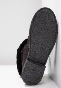 Felmini - CREPONA - Classic ankle boots - black - 6