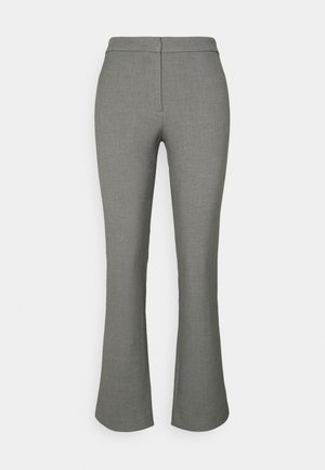CHANA TIGHT SUIT TROUSER - Trousers - antracit grey