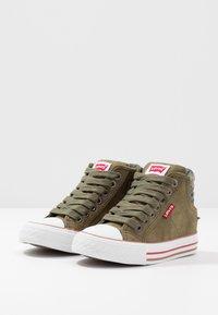 Levi's® - NEW YORK - Sneakers high - khaki - 3