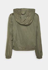 JDY - REACH HOOD - Summer jacket - kalamata - 1
