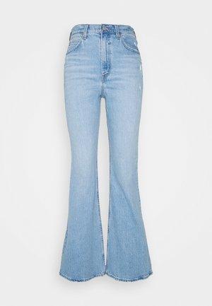 70S HIGH FLARE - Flared Jeans - marin babe