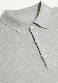 Mango - Poloshirt - gris - 7