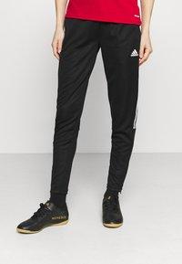adidas Performance - TIRO  - Pantalones deportivos - black - 0