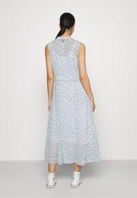 Nümph - BARACA DRESS - Maxi dress - wedgewood - 2
