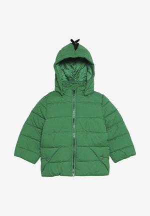 NMMMONDAY PUFFER JACKET - Zimní bunda - jolly green