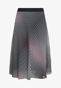 Betty & Co - A-line skirt - rosé/black - 3