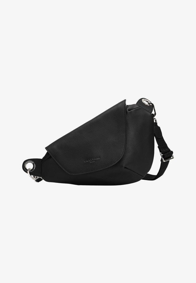 OVAL CROSSBODY S URBANE CROSSBODY TASCHE - Across body bag - black